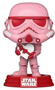 Amazon: Funko Pop! Star Wars: Valentines - Trooper with Heart