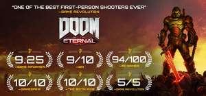 Doom Eternal: Deluxe Edition (Steam/Microsoft Store PC/XBOX)