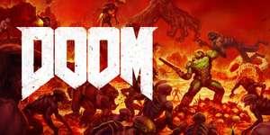 Nintendo eShop México: Doom (2016) para Nintendo Switch