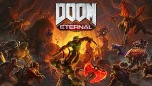 Nintendo eShop Brasil: Doom Eternal