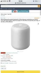Amazon Bocina Portátil Bluetooth