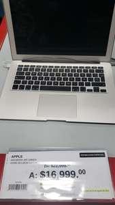 Sam's Club: Apple Macbook air core i5,128 gb, 13 pulgadas