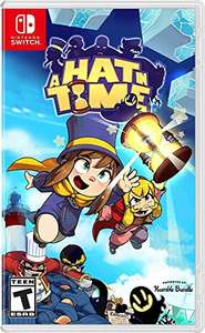 Amazon: A Hat in Time - Nintendo Switch - Standard Edition