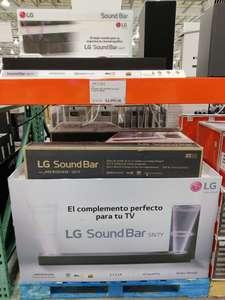 Costco: Barra de sonido LG 3.1 Dolby Atmos