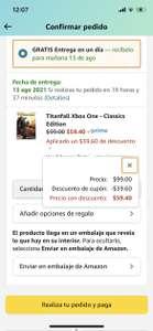 Amazon: titanfall p/Xbox one