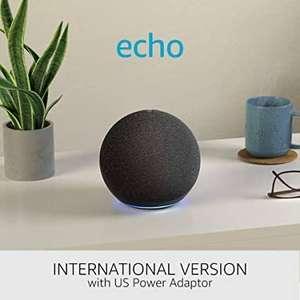 Amazon: echo 4 ( Grande no dot)