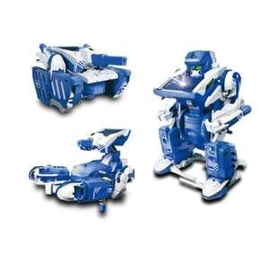 RadioShack Varios Robots Solar en $99, 3 en 1 y 14 en 1