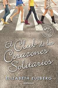 Amazon: Libro; El Club de los Corazones Solitarios