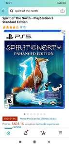 Amazon: Spirit of the North PS5