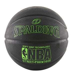 Amazon: Spalding NBA Street Phantom Bola de Baloncesto para Exteriores (tamaño 7/75 cm)