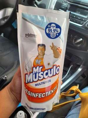 Chedraui: Desinfectante Mr. Músculo