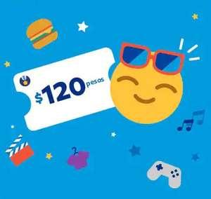 Paypal: descuento $120 en la compra de $240 (tiendas seleccionadas) para nuevos usuarios