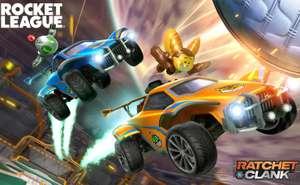 Rocket League: GRATIS Pack de Ratchet & Clank (18-08) [PS4/PS5]