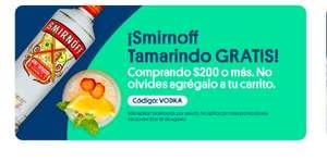 JOKR: VODKA DE TAMARINDO GRATIS AL COMPRAR $200 EN PRODUCTOS