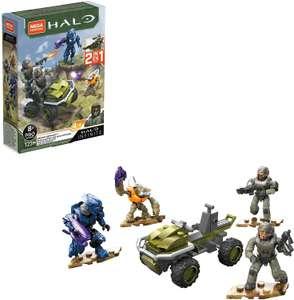 Amazon: Mega Construx Halo Mongoose Hunt Juguete de Construcción