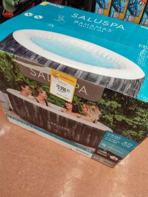 Walmart: Spa Portable Inflable Bestway