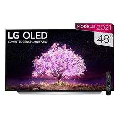 "Sanborns: TV LG OLED 48"" C1PSA bastante atractiva para quienes juegan videojuegos"