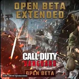 Call of Duty®: Vanguard: Beta Abierta (18-22 del 09) [Xbox/PlayStation/PC]