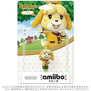amazon: Nintendo amiibo canelita (Winter Outfit) (Animal Crossing series) (Japan Import)