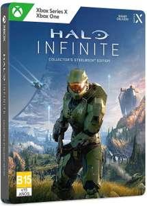 Amazon: Halo Infinite Steelbook Edition - Xbox Series X
