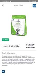 JOKR: NUPEC adulto 5 kg