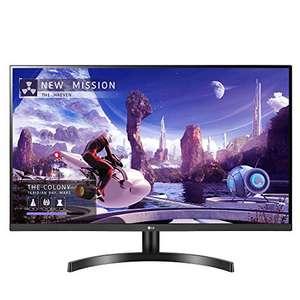 "Amazon: LG QHD Monitor 31.5"" IPS, 75Hz, AMD FreeSync DP"