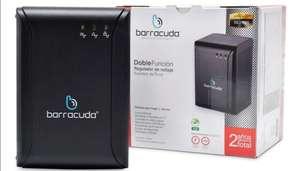 Bodega Aurrera: Regulador y supresor de picos de 8 Contactos 700 Watts Barracuda Avr-1301 1300va