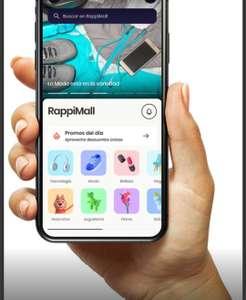 Rappi: $140 de descuento en pedidos de $280 o más en RappiMall