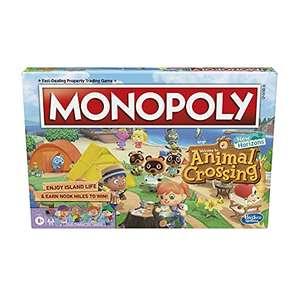 Amazon Monopoly Animal Crossing
