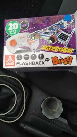 Radioshack: consolas atari flashback 9 gold y vol.2 Blast