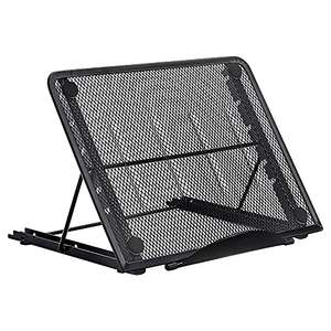 Amazon: Base de laptop de aluminio (Precio mas bajo Keepa)