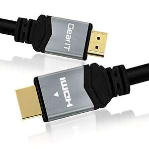 Amazon: GearIT Cable HDMI 2,1, (3,04 Metros)