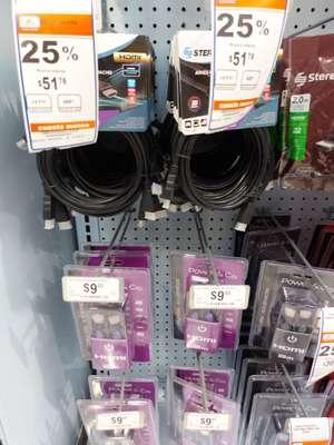 Cable HDMI Chedraui Celaya