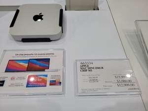 Costco Mexicali: Mac Mini M1 8GB 256GB
