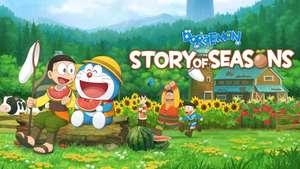 Nintendo eshop: [Digital] DORAEMON STORY OF SEASONS