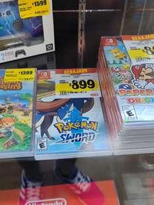Heb: Pokemon Sword Nintendo Switch