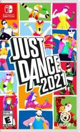 HEB: Just Dance 2021 Nintendo Switch