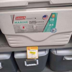 Walmart - Hielera Coleman en segunda liquidación