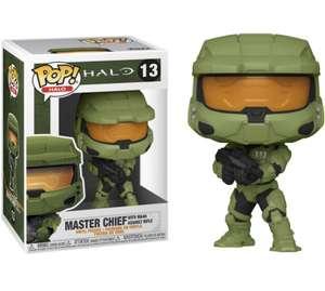 Amazon Funko Pop! Games. Halo Infinite - Master Chief, 3.75 Inches