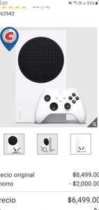 Costco: Consola Xbox Series S (Cupón PayPal)