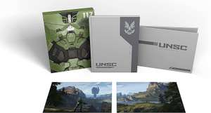 Amazon US: The Art of Halo Infinite Deluxe Edition