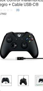 COSTCO: Xbox Control Inalámbrico Negro + Cable USB-C®