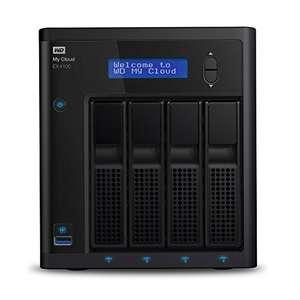 Amazon: Western Digital My Cloud EX4100 (NAS 4 Bahías, Sin discos)