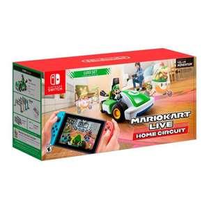Sam's Club: Nintendo Mario Kart Live (LUIGI Y MARIO)