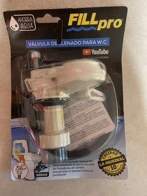 Walmart Válvula de llenado WC Fill Pro en su 01