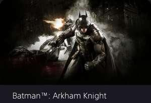 PSN: Batman: Arkham Knight PS4