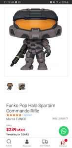 Sears: Funko halo
