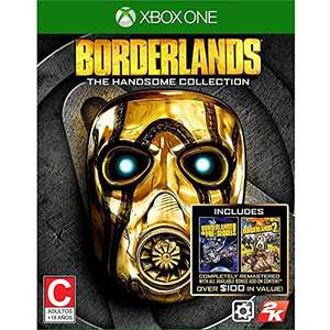 Amazon: Borderlands - The Handsome Collection