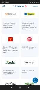 Didi Food + Citibanamex: 30% de descuento en pedidos de $180