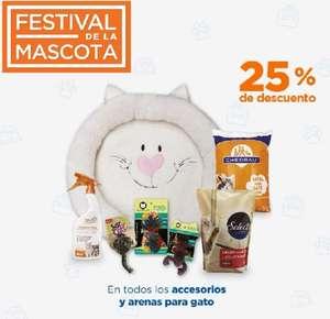 Chedraui: 25% de descuento en todos los juguetes, accesorios y arenas para gato